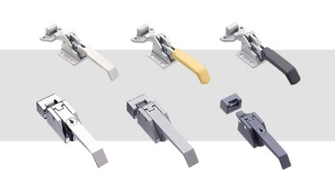 A2/A7 - Over-Center Lever Latches