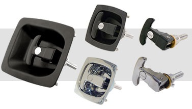 N2 - Heavy Duty Lift & Turn Compression Latches