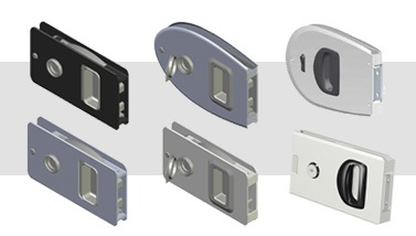 MF - Flush and ProFlush Sliding Door Latches