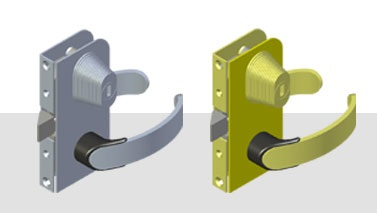 ME - Offshore Swing Door Latches